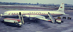 Ilyushin IL-18 YR-IML (Tarom)