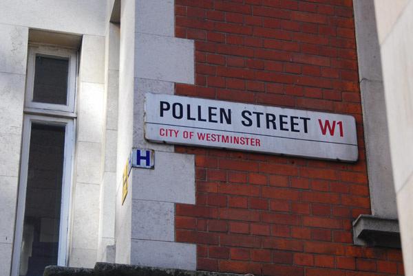 Pollen Street W1