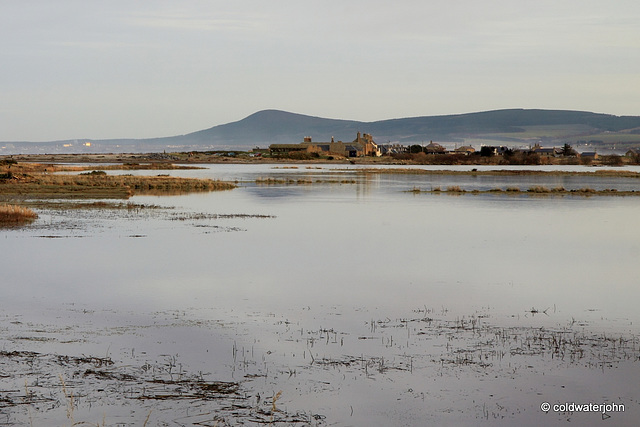 Spey Bay from Kingston on Spey
