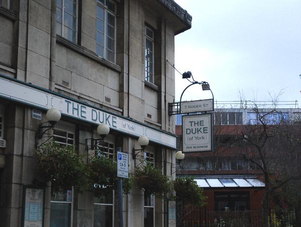 The Duke (of York)