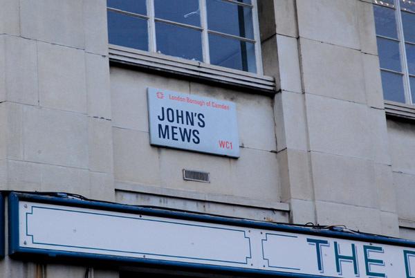 John's Mews