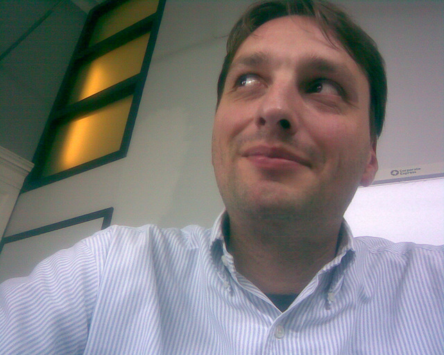More me at a meeting