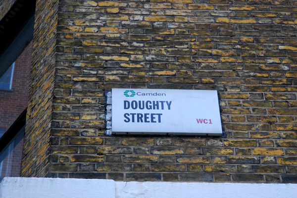 Doughty Street WC1