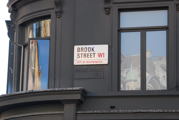 Brook St W1