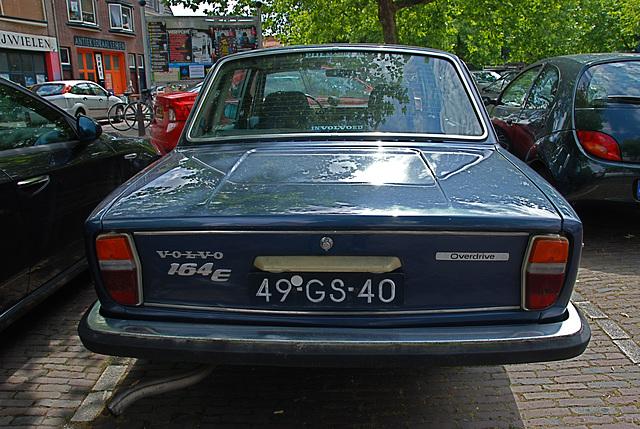 1975 Volvo 164E Overdrive