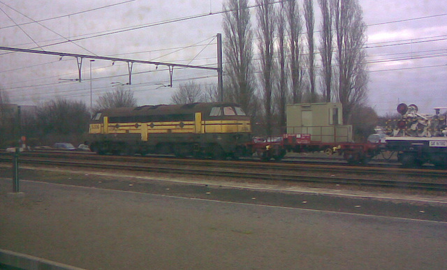 Belgian locomotive 5306