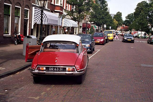 1967 Citroën DS 19