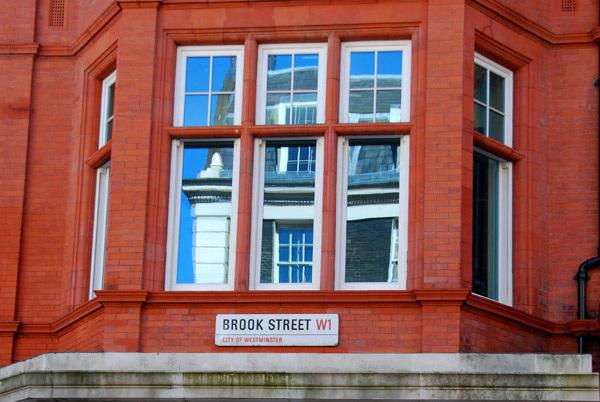 Brook Street W1