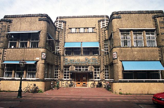 Former Police Station in Leiden