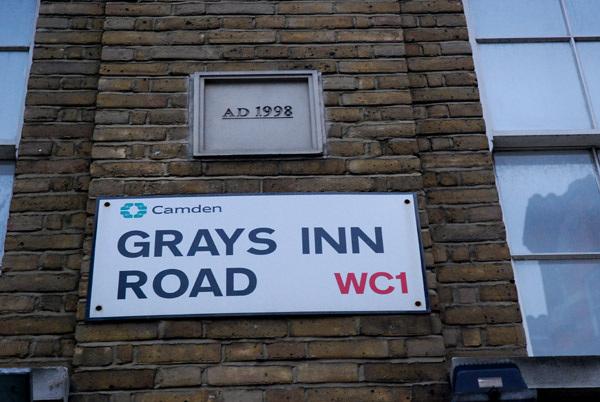 Grays Inn Road