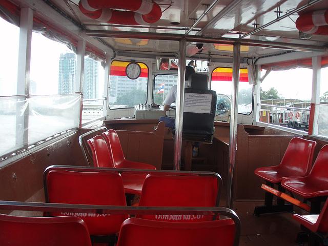 Bangkok - Chao Praya river boats