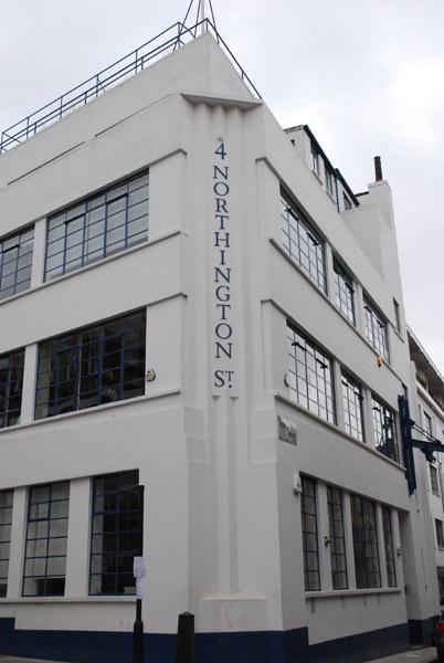 2 Northington St