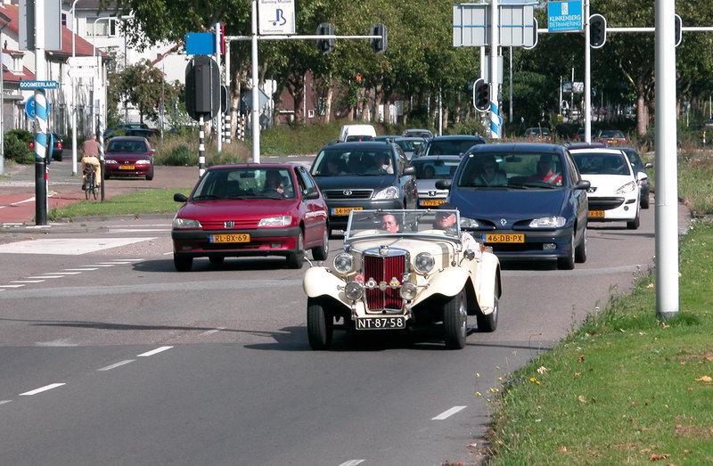 1951 MG T.D. MIDGET