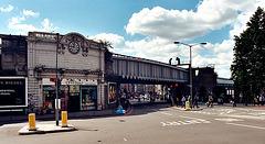 London: Borough High Street