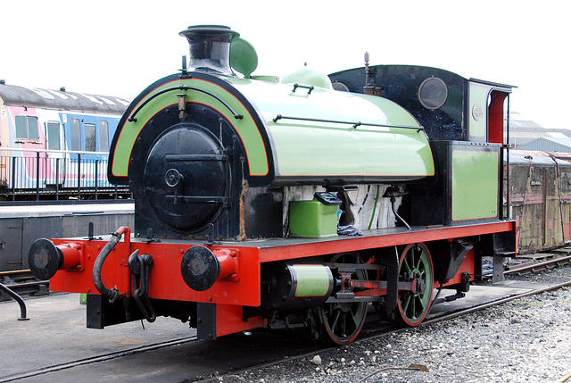 A visit to the National Railway Museum in York
