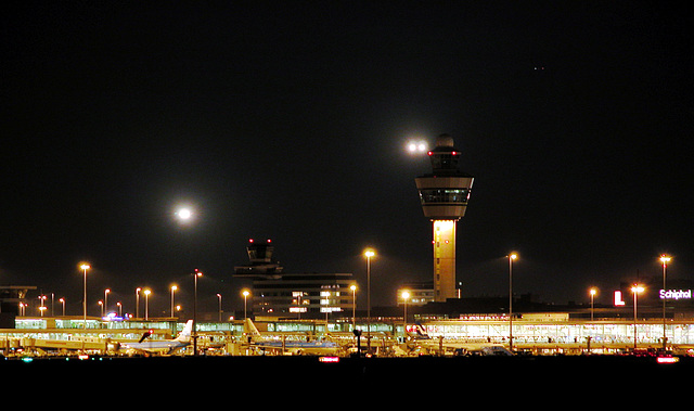 Schiphol International Airport