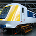 A visit to the National Railway Museum in York: prototype High Speed Train power car