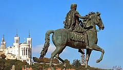 Le Roi Louis XIV de France.