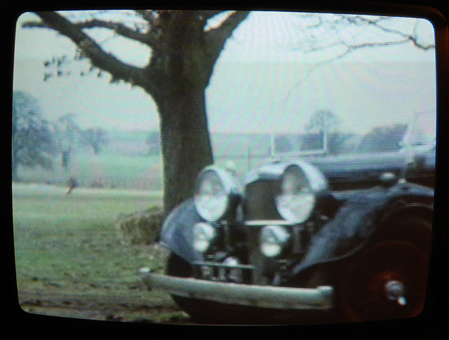 Jim Prideaux's cars: the Alvis