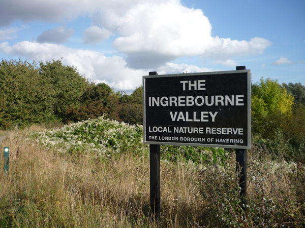 The Ingrebourne Valley