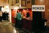 The whisky festival: SMOKING
