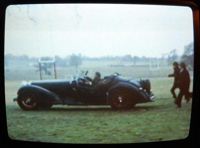 Jim Prideaux's cars: the Alvis