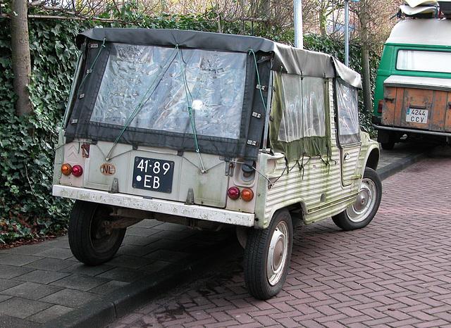 1975 Citroën Mehari YM6DM