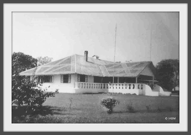 The Deundi Tea Estate Burra Bungalow - 1950