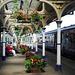 Hexham Station platform