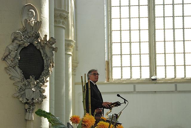 Opening of the academic year of Leiden University: Rector Paul van der Heyden speeching