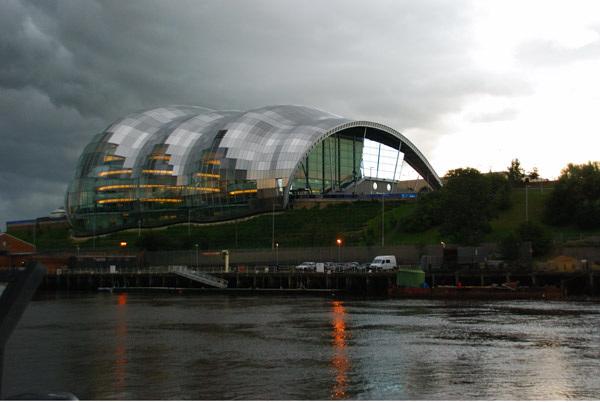 Sage Music Centre, Gateshead