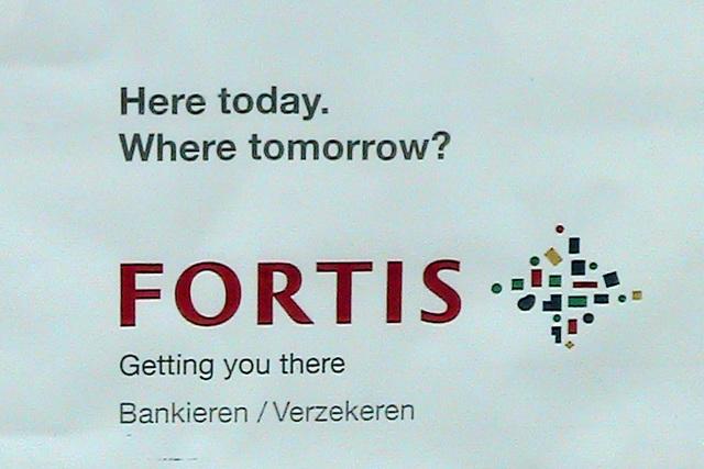 Fortis advertisement