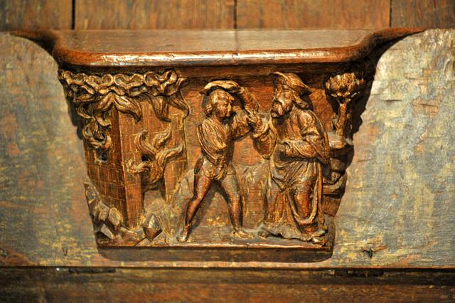 Miséricorde - Musée d'Evreux