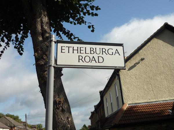 Ethelburga Road