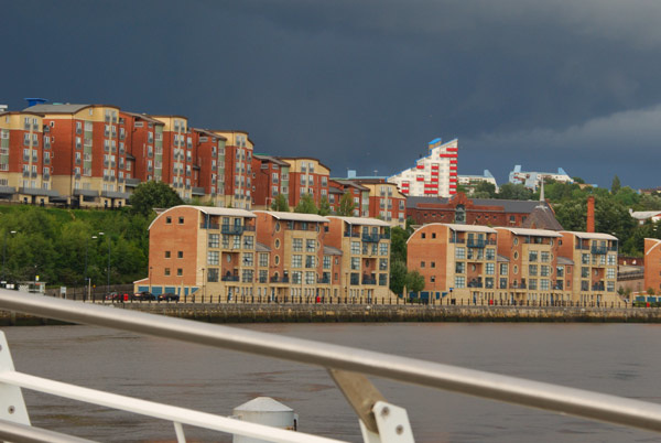 Tyne riverside, Newcastle