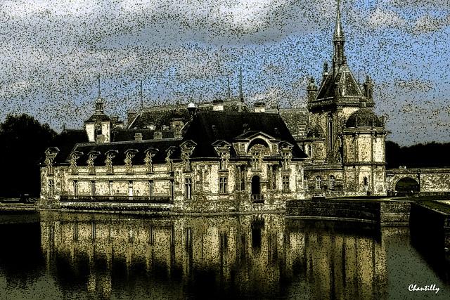 Chateau vu autrement