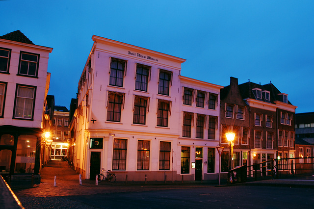 Hotel New Minerva in Leiden