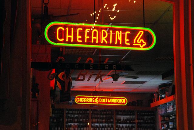 Chefarine 4 does wonders