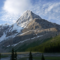 Mount Robson Morning