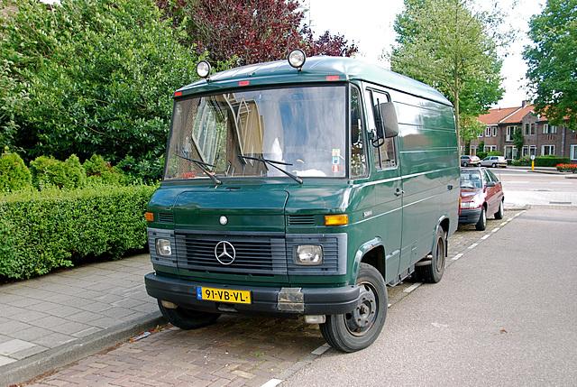 1986 Mercedes-Benz L508 DG