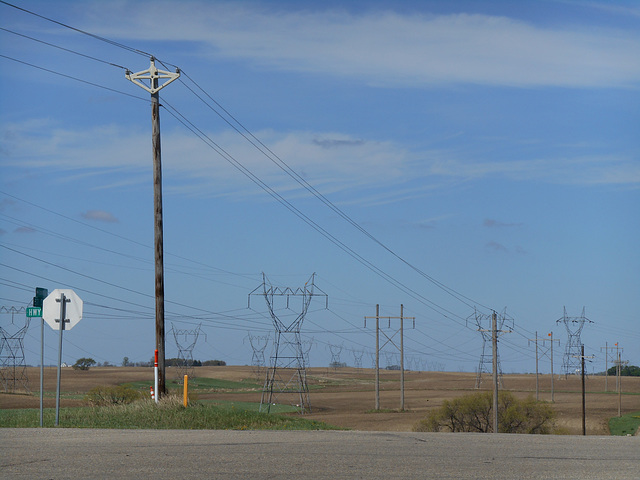 Northern Plains Electric - Jamestown (rural), ND