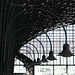 Celebration of the centenary of Haarlem Railway Station: Lamps
