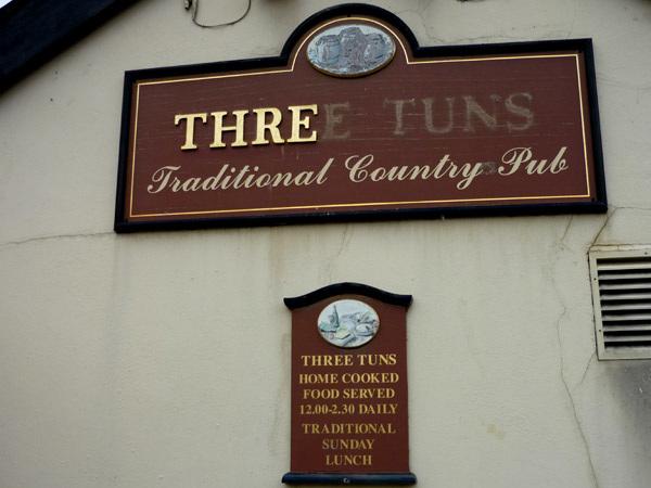 Three Tuns, Heddon-on-the-Wall