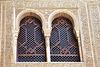 Granada- Alhambra- Facade of Comares Palace