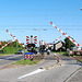 Celebration of the centenary of Haarlem Railway Station: Railway crossing at Piet Gijzenbrug