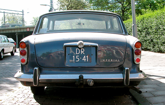 1966 Humber Imperial Saloon