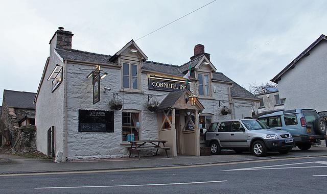 Cornhill Inn, Rhayader