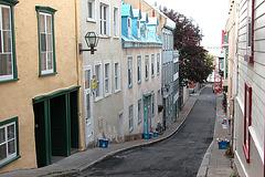 Rue Ferland in Quebec City, Canada