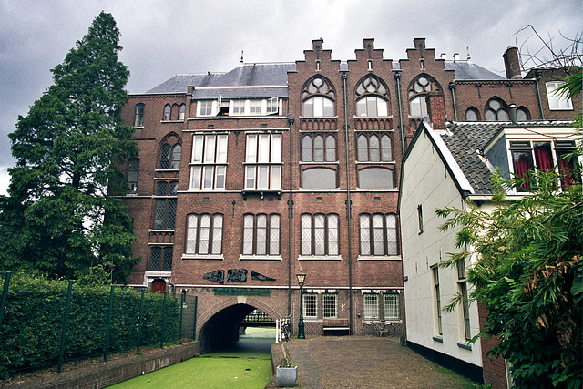 Former Botanical Laboratory - Now part of the faculty of Arts