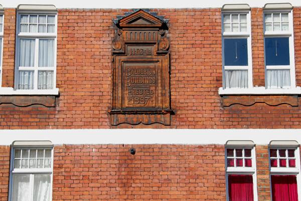 Balderton Buildings